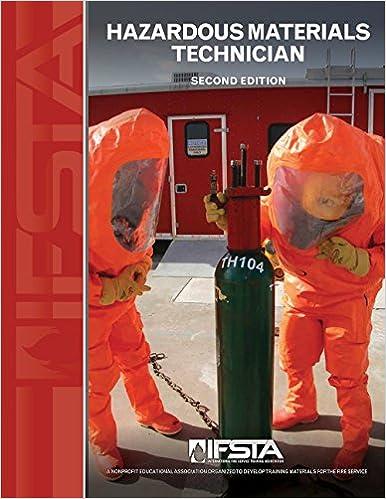 Hazardous Materials Technician 2nd Edition International Fire