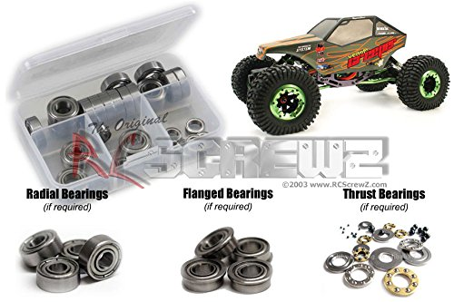 RC Screwz Metal Shielded Bearing Kit for Venom Racing Creeper (Venom Creeper)