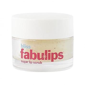 0.5 oz Fabulips Sugar Lip Scrub Sasy N Savy CPCR4024 Pure Creme Rose Geranium Cleanser 100 ml