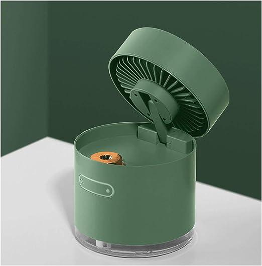 LUOTIANLANG Ventilador Turbo Diseño Plegable Ángulo de Elevación Ajustable de 180 °, Diferentes Direcciones de ...