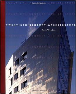 Book Twentieth-Century Architecture