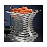 10 x 10 x 10 3/4 inch Riser 18/2 Stainless Steel with BNC12090 Heater 1 Ct