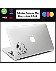 "Adhesivo de ordenador – SNOOPY – stickers nuevos MacBook 13"" 15"" 17"", notebook-Perro perro, adhesivo, accesorios, perros, decal 015 stickers"