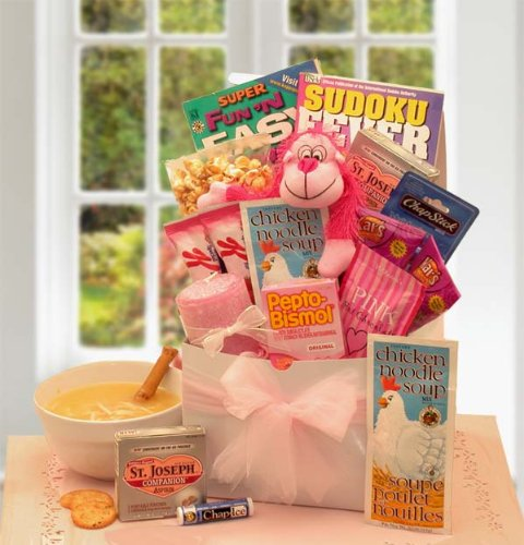 Get Well Gift When Your Feeling Down Get Well Gift Care Package