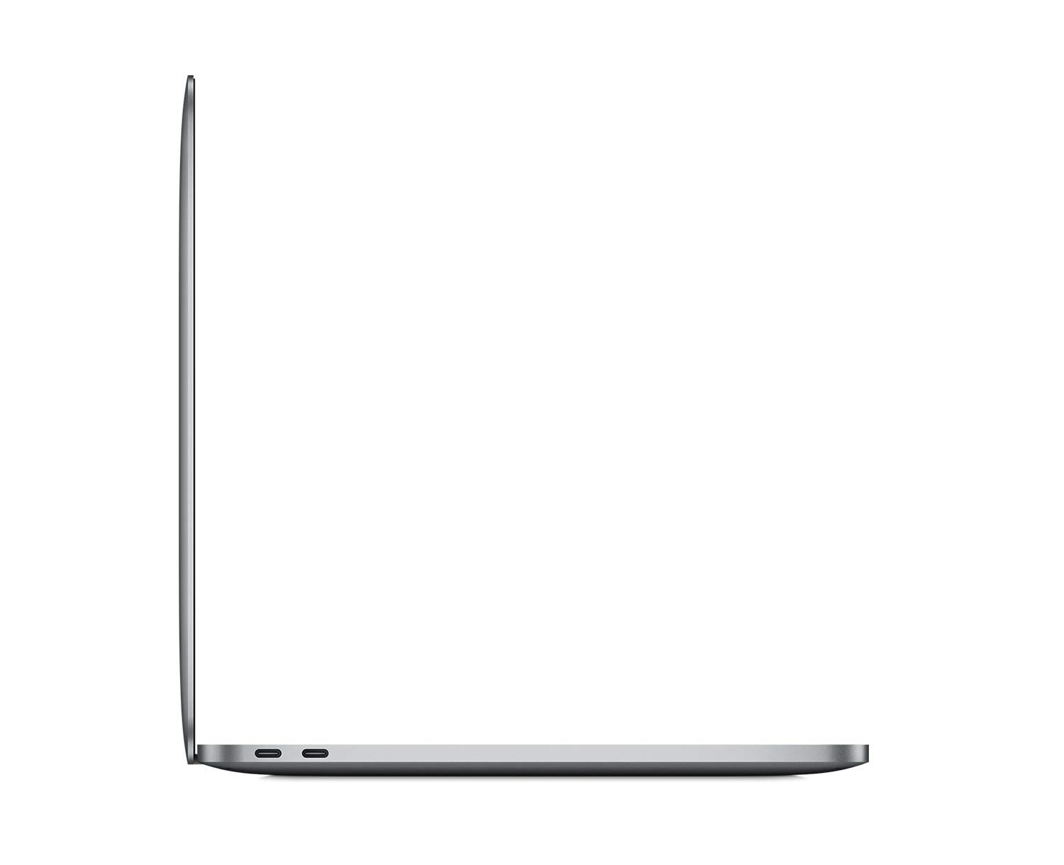 Apple MacBook Pro (13'' Retina, Touch Bar, 2.3GHz Quad-Core Intel Core i5, 8GB RAM, 512GB SSD) - Space Gray (Latest Model) by Apple (Image #2)