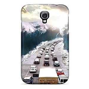 RachelMHudson Snap On Hard Case Cover Surreal Art Protector For Galaxy S4