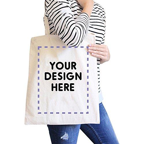 Custom Printing Canvas Bags - 1