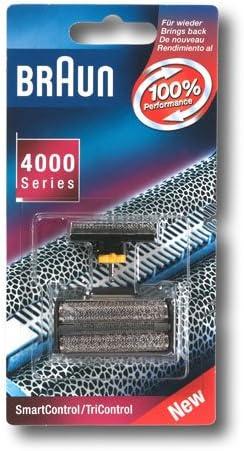 Braun Combipack 4000 Series - Accesorio para máquina de afeitar ...