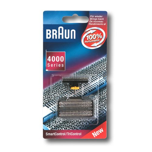 Braun Replacement Foil & Cutter - 30B, SmartControl, TriControl - 4000 series 4210201354833