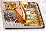 Psalms of the Heart with Audio Cd (Psalms of the Heart. The Intimate Touch of Hebrew Psalms)