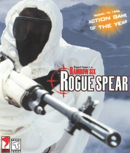 Tom Clancy's Rainbow Six Rogue Spear - - Tom Bella And