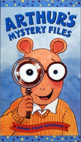 Arthur - Arthur's Mystery Files [Vhs]