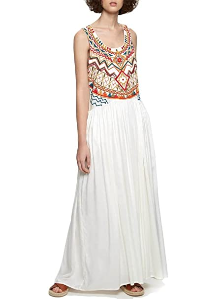 Pepe Jeans - Vestido - para Mujer Blanco Blanco Small