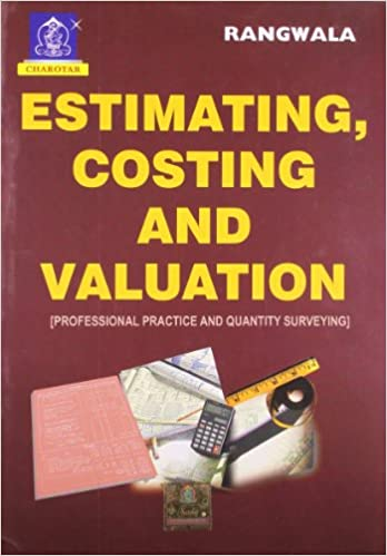 ESTIMATING COSTING AND VALUATION BY RANGWALA PDF