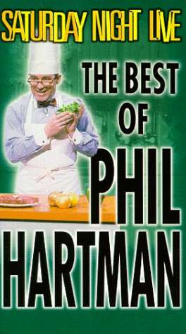 Saturday Night Live: The Best of Phil Hartman [VHS]