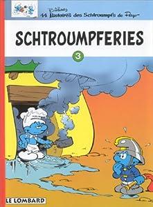 """Afficher """"Schtroumpferies, tome 3"""""""