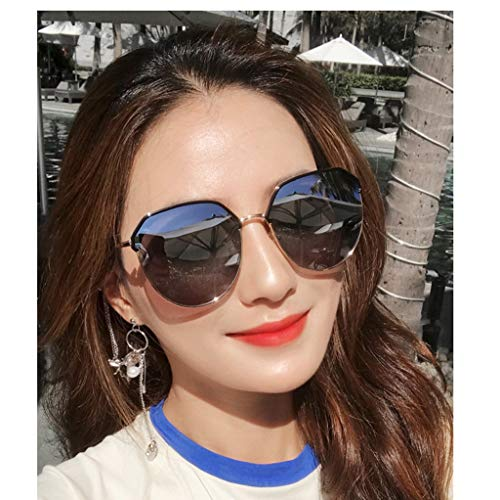 Negro Tide Odshy Tamaño Negro Uv De Mujeres Mujer F Sol Gafas Retro color Protección Hombres Nuevas 77ITp