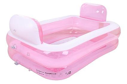Vasca Da Bagno Plastica : L y vasche da vasca gonfiabile addensare adulto vasca pieghevole