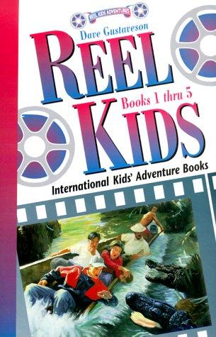 Reel Kids Gift Set 1-5 (Reel Kids Adventures) (Reel Kids Adventures Series, 1-5)