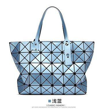 Wathet Meoaeo Rosa Geométrica Bolsa Plegable Diamante 1qXWHATq7
