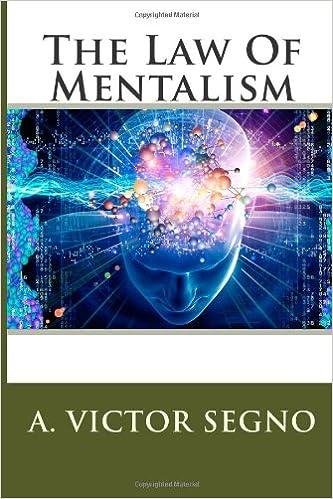 Book pdf mentalism