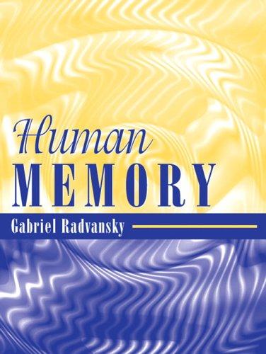 Human Memory - Human Memory