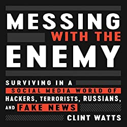 by Clint Watts (Author), Joe Knezevich (Narrator), HarperAudio (Publisher) (18)  Buy new: $30.79$28.95
