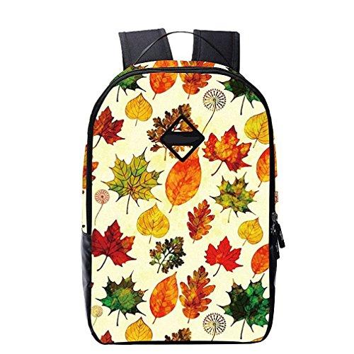 WanYang Mochilas Escolares Vintage Juveniles Mochila Colorido Impreso Para Niños School Bag 30cm*42cm*15cm #�?