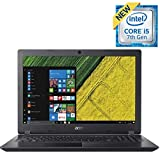 Newest Acer Aspire 15.6'' HD (1366x768) LED-Backlit Display Laptop PC, 7th Gen Intel Dual Core i5-7200U 2.5GHz Processor, 802.11ac WiFi, HDMI, Bluetooth, Webcam, Windows 10, Choose Your RAM HDD SSD