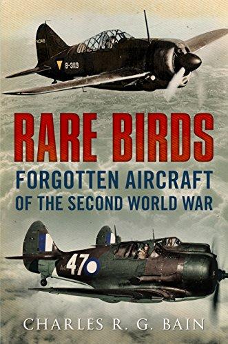 Rare Birds: Forgotten Aircraft of the Second World War (World Aircraft Collection)