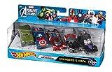 Hot Wheels Marvel Avengers Die-Cast Vehicle (5-Pack)