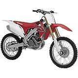 Honda CRF450R 2008 1:12 scale diecast motorcycle by Newray
