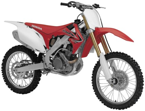 Honda CRF450R 2008 1:12 scale diecast motorcycle by (New Ray Diecast Motorcycles)