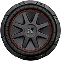 (2) Kicker 43CVR102 10 Dual Voice Coil 2-Ohm Car Subwoofers Totaling 1600 Watt Peak/800 Watt RMS