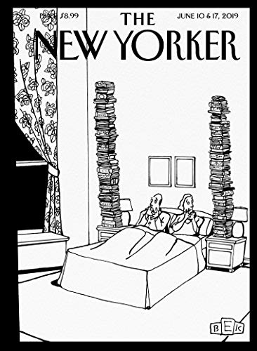 (The New Yorker Magazine (June 10 & 17, 2019) The Fiction Issue)