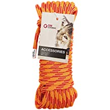 GM CLIMBING 11.5mm Rigging Line Rope Double Braid 30kN / 6700Lb High Strength Hauling Dragging Tie-Down