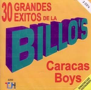 30 Grandes Exitos De La Billo's Caracas Boys