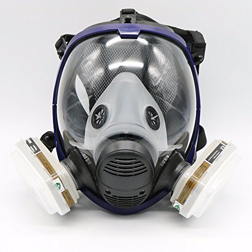 Fire Protection Independent 3m7502 Of Reusable Respirator Mask/ Gas Mask Portable Respirator Protective Fire Masks Keep You Fit All The Time