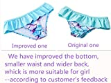 UNIFACO Toddler Girls Tankini 3D Fish Scale Stylish