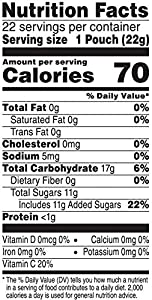 Kelloggs Fruity Snacks Mixed Berry Gluten Free Fat Free 176 Oz 22 Pouches by Kellogg Company - Sortable