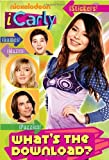 iCarly: What's the Download? (Activity Book with Stickers) by Mary Man-Kong (2010-08-10)