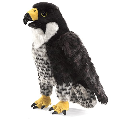 Folkmanis Peregrine Falcon Hand Puppet by Folkmanis