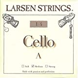 Larsen 3/4 Cello String Set Medium Gauge