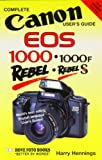 Canon EOS 1000/1000FN/Rebel, Harry Hennings, 090644781X