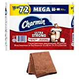 Charmin Ultra Strong Toilet Paper, (Packaging May Vary), 18 Mega...