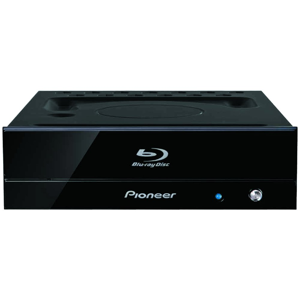 Premium BDR-S11J-X Pioneer Ultra HD Blu-ray Burner 4K Bluray Internal Drive Supports BDXL/BD/DVD/CD
