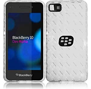 Blackberry Z10 Surfboard / London ( AT&T , T-Mobile , Verizon ) Phone Case Accessory Clear TPU Skin Cover with Free Gift Aplus Pouch