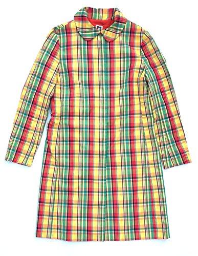 Anne Klein Women's Plaid Trench Coat (Anne Klein Womens Trench Coat)