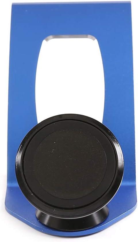 Black CHEYA 3 Colors Alumium Alloy Mobile Phone Holder Car Center Console Air Vent Cell Phone Mount Trim for BMW X5 E70 2007-2013 BMW X6 E71 2008-2014