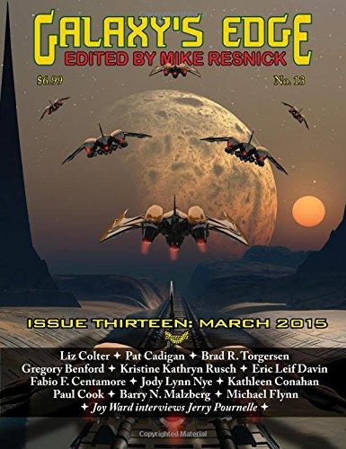 Galaxy's Edge Magazine: Issue 13, March 2015